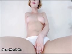 Five Minutes Of Erotic Dick Sucking Blonde