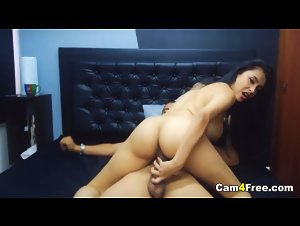 Hot Amateur Hottie Get Her Pussy Pounded
